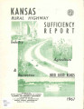 Kansas rural highway sufficiency report (1967)